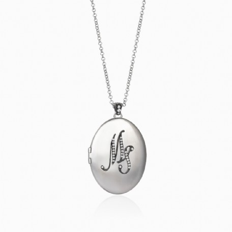 Grand Regina Locket - MS